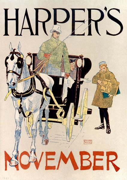 Harper's November, 1893