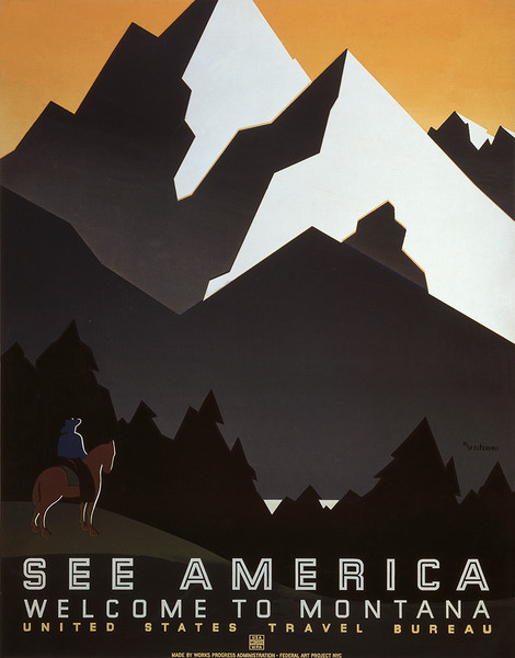 See America Welcome to Montana