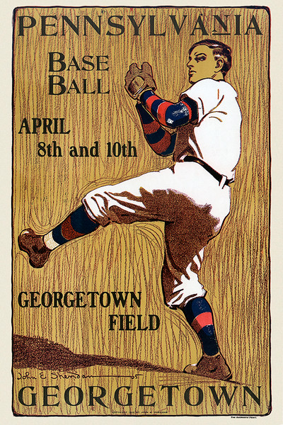 Pennsylvania - Georgetown Base Ball