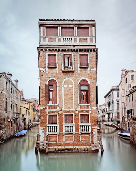 House in the Canal