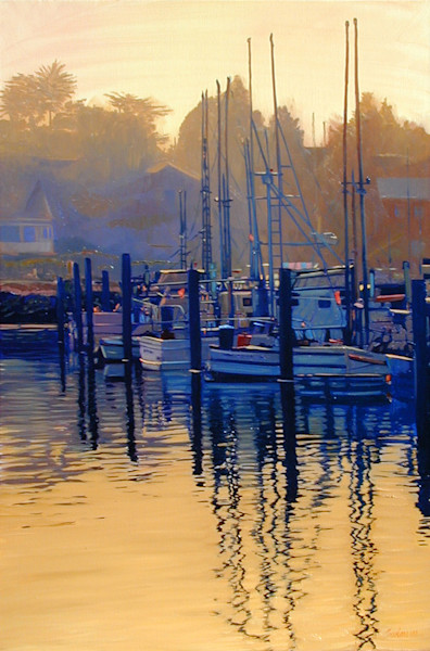 Harbor Daybreak