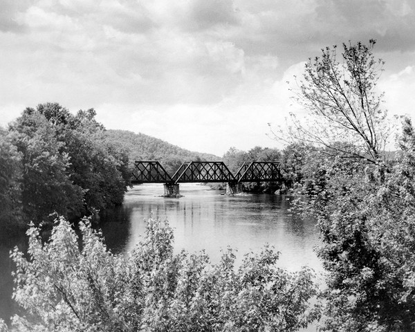 New Milford Railroad Bridge