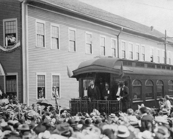 Theodore Roosevelt Campaigns