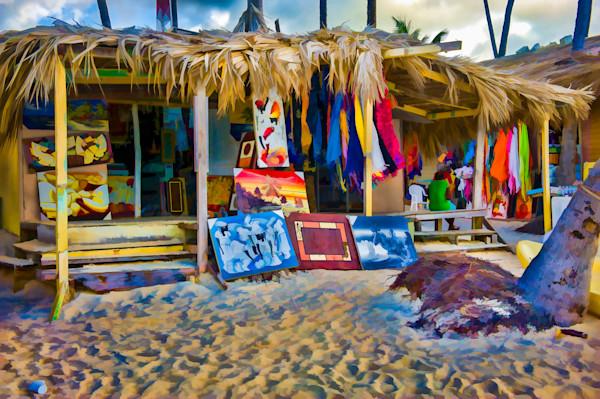 Beach Shops #30 Fine Art Photograph | JustBob Images
