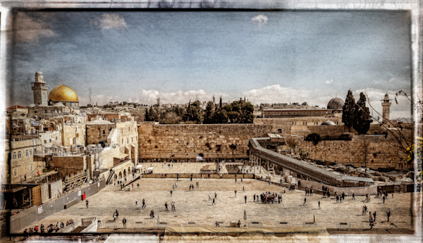 Jerusalem:The Temple Mount