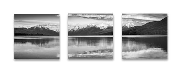 36x12 Metal Print Triptych