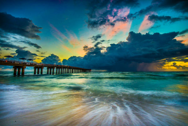 Floridian Sea Scapes