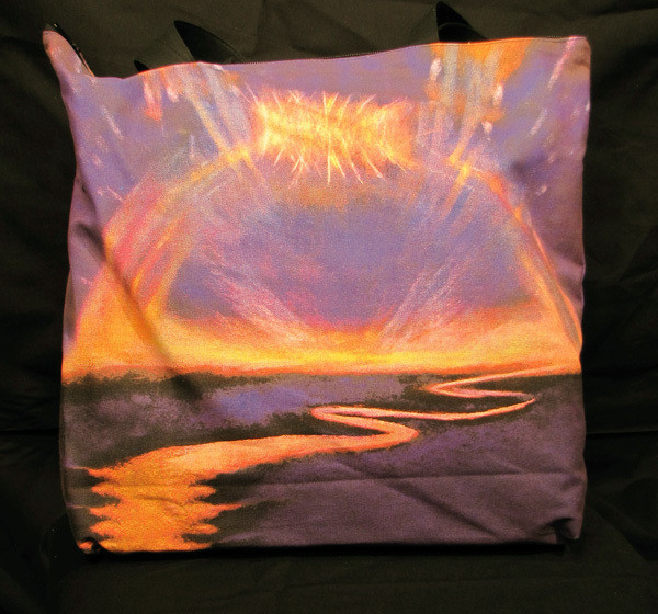 Art Tote Bags by Kevin Moffatt at Prophetics Gallery