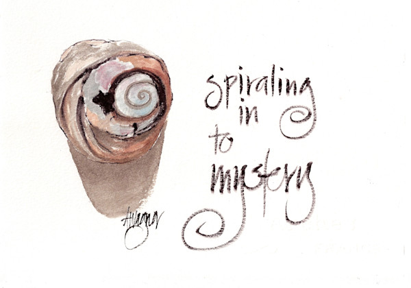 Spiraling into Mystery