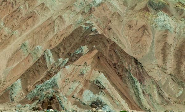 Sand Pyramid- Nuba Valley