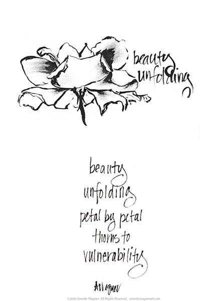 Beauty Unfolding
