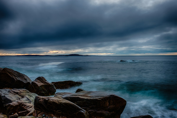 Boulder Beach before Sunrise Fine Art Photograph | JustBob Images