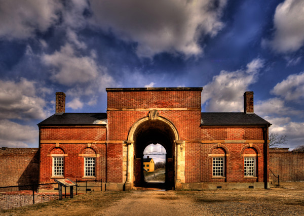 Fine Art Photographs of Fort Washington by Michael Pucciarelli