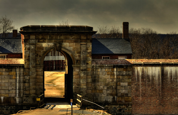 Fine Art Photograph of Fort Washington by Michael Pucciarelli