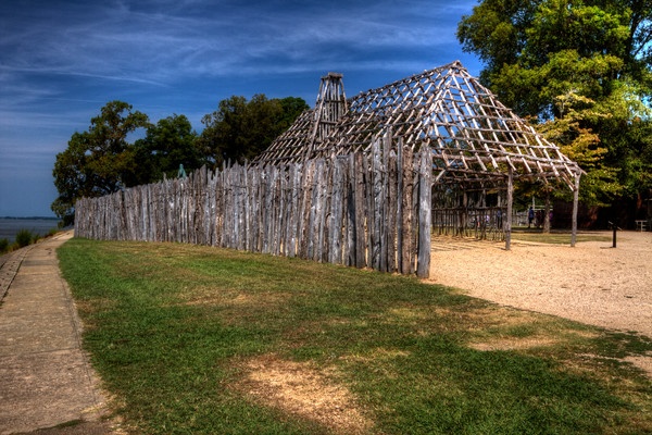 Fine Art Photographs of Historic Jamestown by Michael Pucciarelli