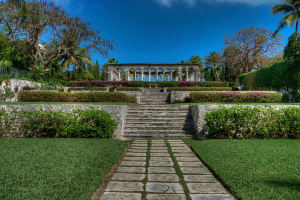 Bahamas Cloisters Fine Art Photograph by Michael Pucciarelli