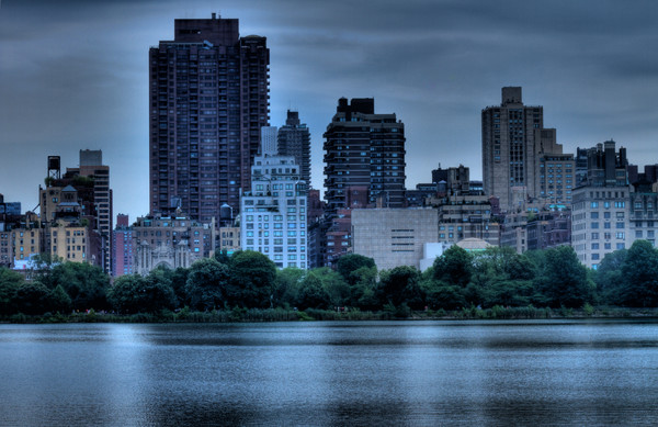 Fine Art Photograph of Central Park by Michael Pucciarelli