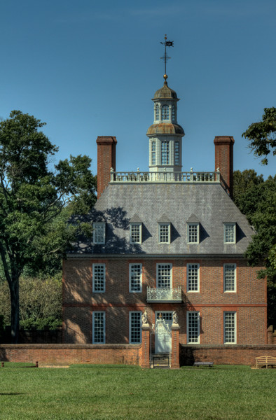 Historic Colonial Williamsburg