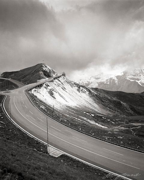 Alpine Climb, GrossGlockner Pass