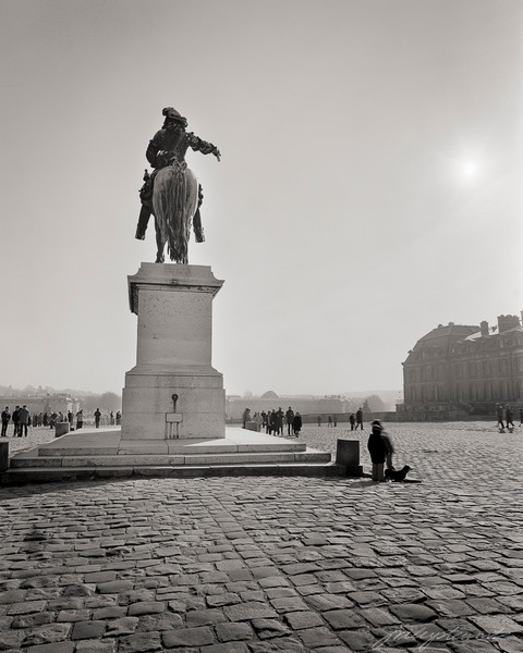 The Sun King, Louis XIV, Versailles