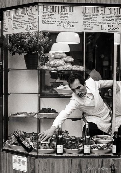 Window Shopping Venice 1980