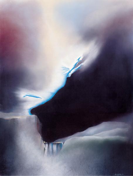 Original Pastel by David Costello at Prophetics Gallery