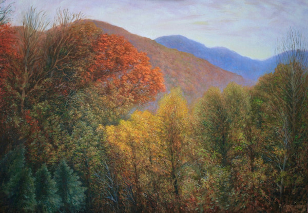 Swannanoa Autumn View