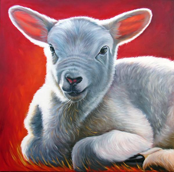 Original Oil painting byIlse Maria Kleyn at Prophetics Gallery