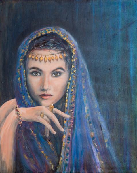 Original Oil painting byApril Ryan at Prophetics Gallery