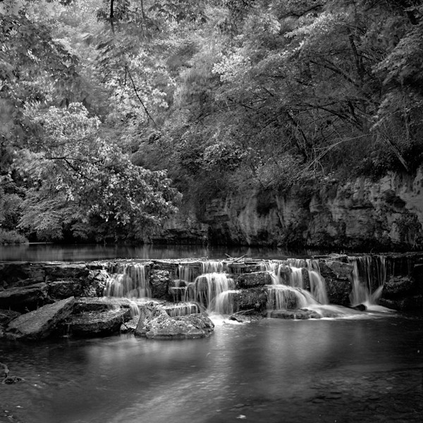 Dogwood Canyon, the Ozarks
