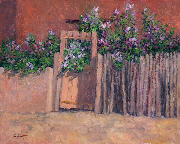 Lilac Gate, Joe Anna Arnett