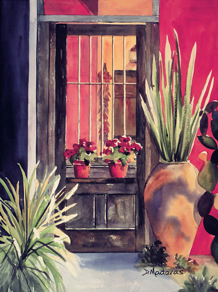 Southwest Art | Tucson Gallery | Private Space II Print