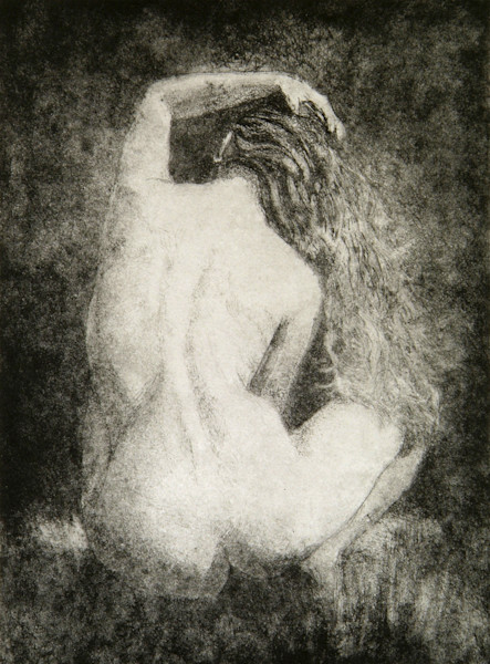 nude figure drawing Wallis