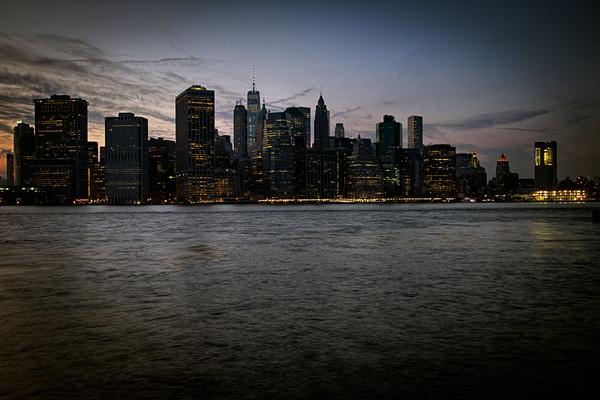 Fine Art Photographs of Manhattan by Michael Pucciarelli