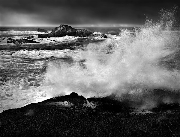Crashing Wave at Point Lobos