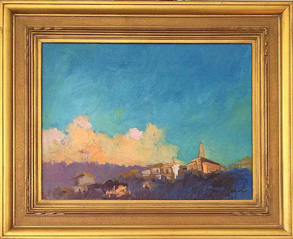 Vin Santo | Original Oil Painting Tuscany
