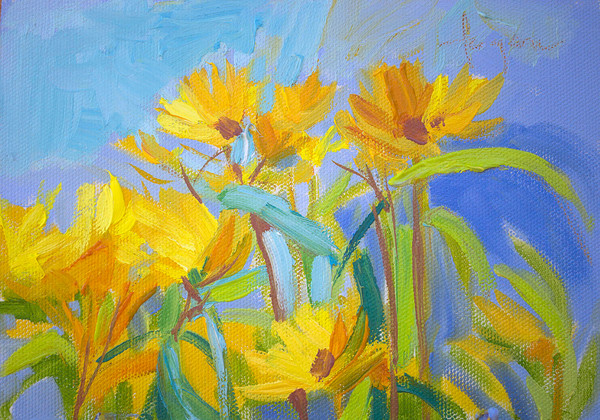 Bloom ~ Garden Paintings and Fine Art Prints