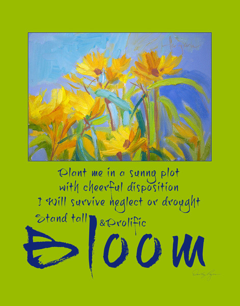 Inspirational Garden Quotes & Art by Dorothy Fagan