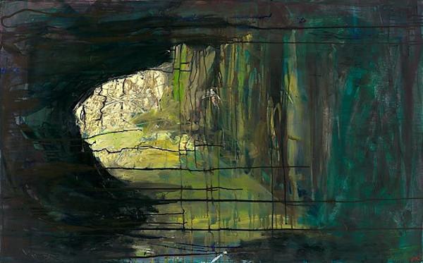 Mouth of Tu Lan Cave