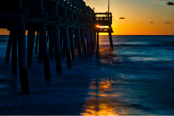 Virginia Beach Fishermen Fine Art Photograph | JustBob Images