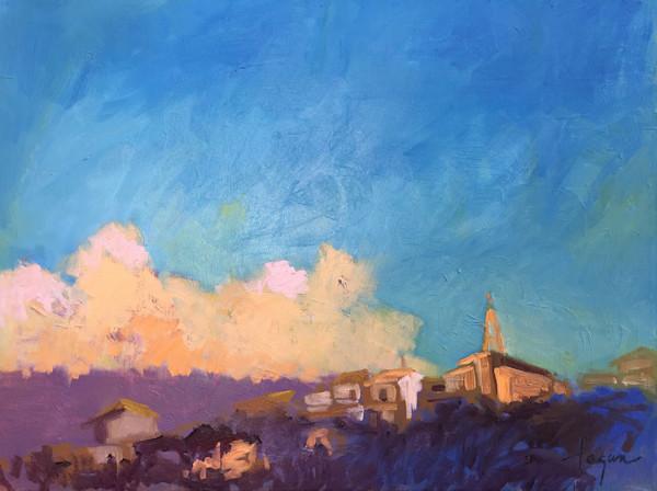 Vin Santo | Original Oil Painting Tuscany, Dorothy Fagan