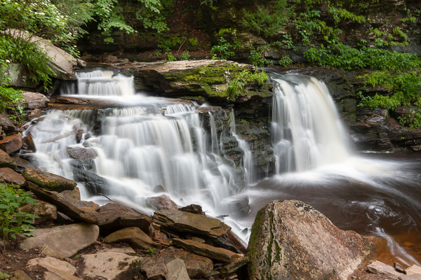 Waterfall Wall Art: Fine Art Photographs available on Metal, Canvas or Fine Art Paper