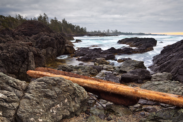 Stormy Ucluelet