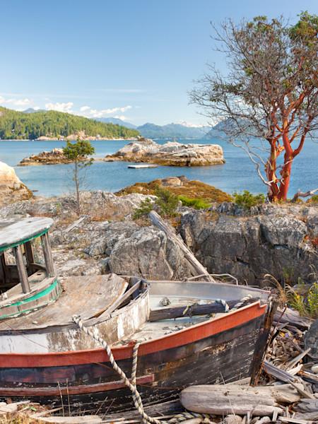 A Wreck On Ragged Island