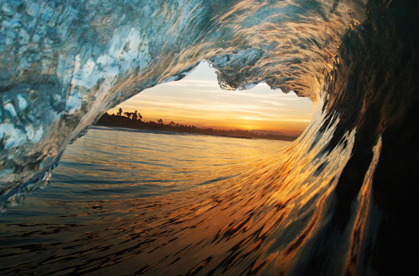 """Waterman's View"" Wave Photography"