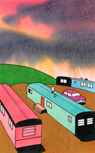 Mobile Homes Without Wheels
