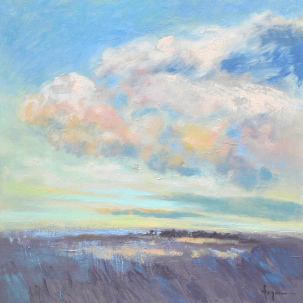 Breathless | Original Oil Painting by Dorothy Fagan