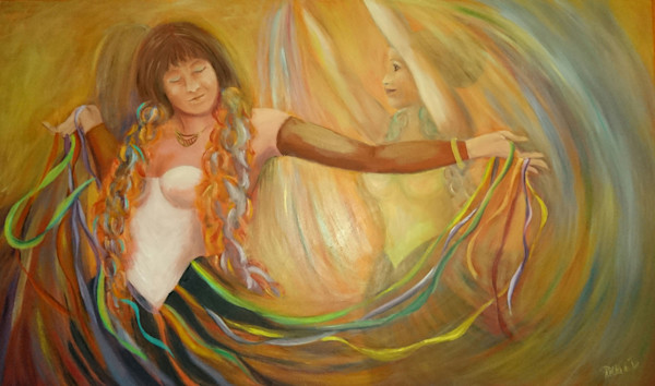 Original Acrylic Painting by Retha du Toit at Prophetics Gallery