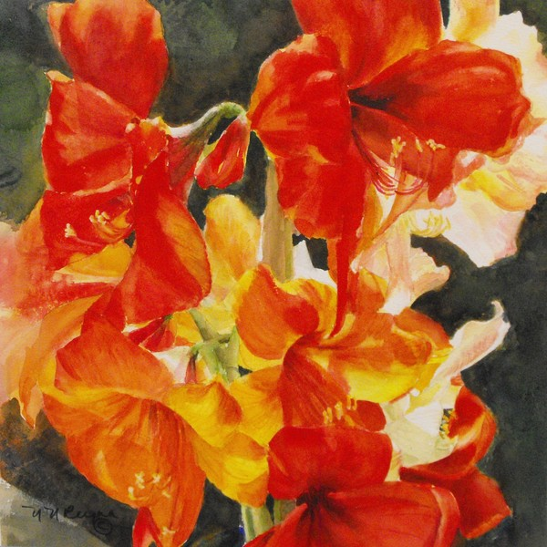 Flower Art and Paintings for Sale