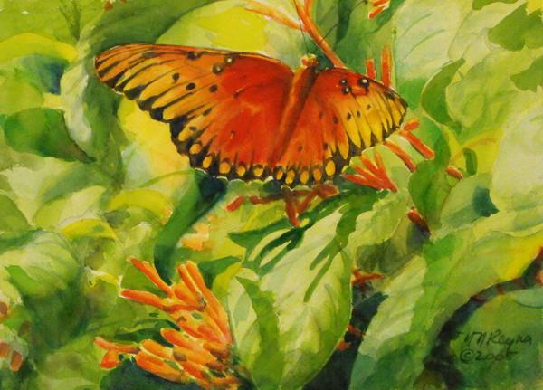 Gulf Fritillary Art for Sale
